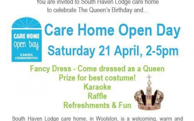 Celebrate Care Home Open Day at South Haven Lodge